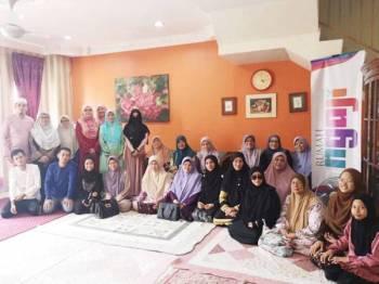 Rumah Ngaji@Haji Mahmood Vision Homes yang ke-30 di Negeri Sembilan.
