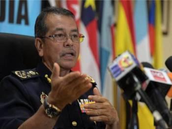 Ketua Pengarah Jabatan Pengangkutan Jalan (JPJ) Datuk Seri Shaharuddin Khalid- Foto Bernama