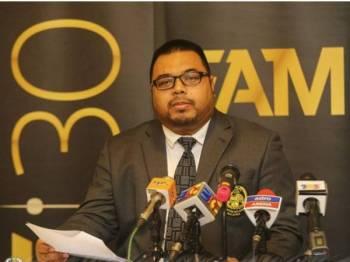 Sheikh Mohd Nasir - Foto Football Association of Malaysia (Official)