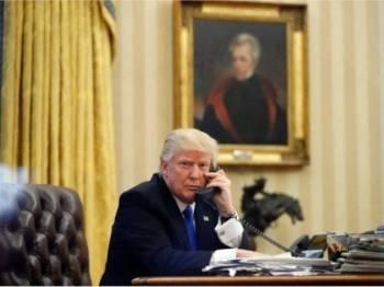 Transkrip perbualan Trump dengan Presiden Ukraine didedahkan pada minggu lalu.