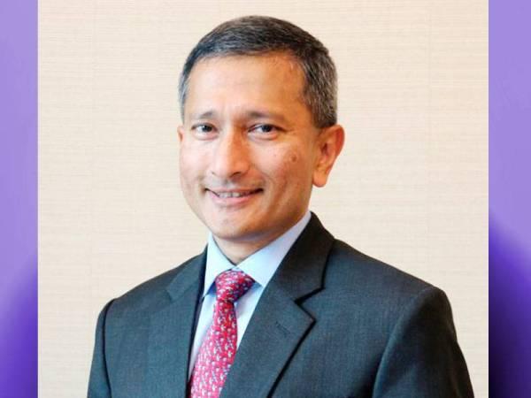 Dr VIVIAN BALAKRISHNAN - Foto: Kementerian Komunikasi dan Maklumat Singapura