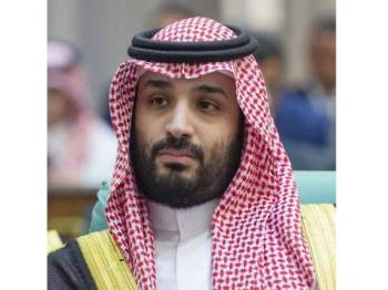 Mohammed Salman - Foto AFP