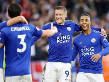 Pemain Leicester perlu terus konsisten jika mahu menamatkan saingan liga di kedudukan lima terbaik.