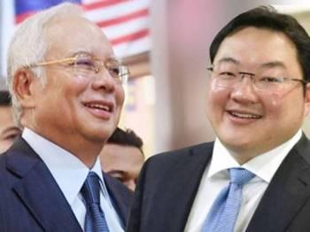 Jho Low dan Najib