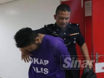 Nik Saiful Rusmawie mengaku tidak bersalah atas dua pertuduhan merogol gadis bawah umur di Mahkamah Sesyen Kuala Terengganu hari ini.