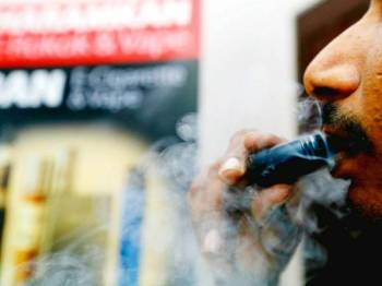 Lebih 1,000 pelajar sekolah di Pulau Pinang terlibat dalam penggunaan vape dan e-rokok.