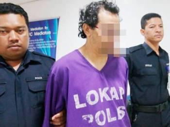 Mohd Asri mengaku tak bersalah bagi kedua-dua pertuduhan di dua mahkamah berasingan di sini hari ini.
