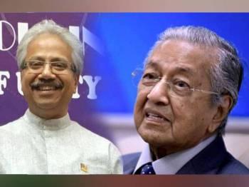P Waytha Moorthy, Dr Mahathir