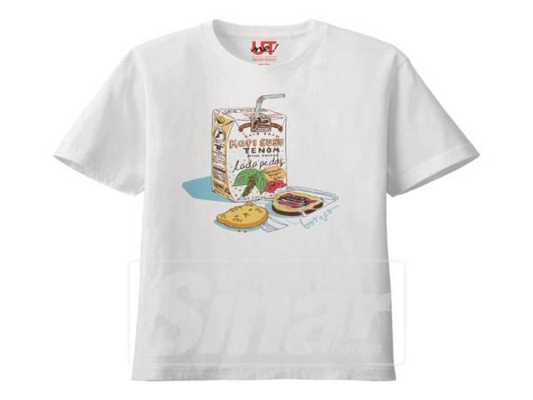 SIRI terbaharu pelekat yang dicipta Bingka KL memaparkan komponen utama budaya Malaysia iaitu syurga makanan.