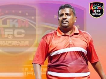 Sulaiman - Foto UKM FC