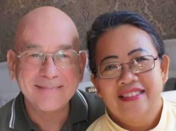 Seorang warga Britain dan isteri diculik dalam kejadian di sebuah resort di bandar Tukuran, Zamboanga Del Sur pada Jumaat lalu. - Foto Agensi