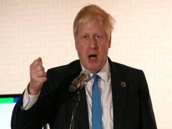 Boris Johnson - Foto AFP