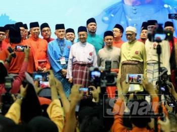 Kongres Maruah Melayu yang berlangsung pada Ahad lalu. -Foto Sinar Harian ASRIL ASWANDI SHUKOR