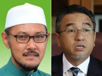 Kamaruddin dan Adly Zahari