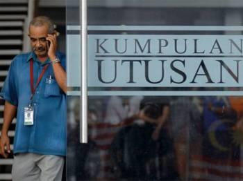 Syarikat Utusan Melayu (Malaysia) Berhad mengesahkan penghentian operasi berkuat kuasa hari ini. - Foto Bernama
