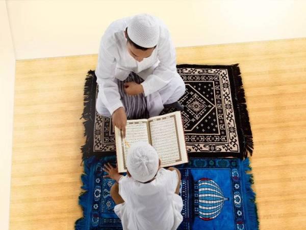 Imani al-Quran tanpa sebarang keraguan.