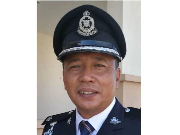 Mohd Zain Mat Dris