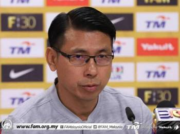 Cheng Hoe. -Foto Football Association of Malaysia (Official)