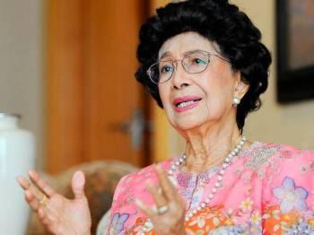 Dr Siti Hasmah
