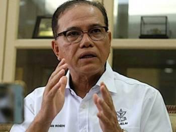 Datuk Seri Wan Rosdy Wan Ismail