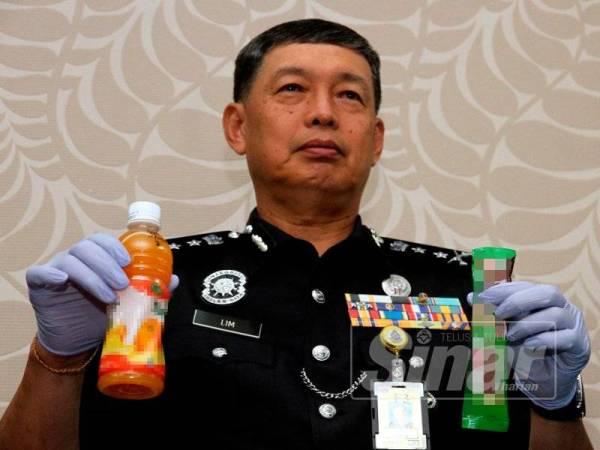 Timbalan Ketua Polis negeri, Datuk Lim Hong Shuan
