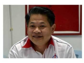 Dr Ting Tiong Choon