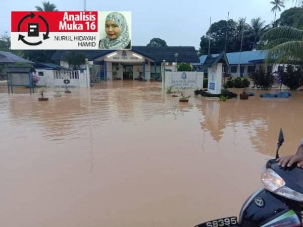 Iktibar Di Sebalik Bencana Banjir
