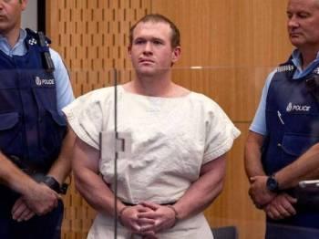 Pengganas haluan kanan kembali menjadi tumpuan pihak berkuasa selepas Brenton Tarrant (tengah) melancarkan serangan ganas ke atas dua buah masjid di Christchurch, New Zealand pada Mac lalu.