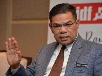 Saifuddin Nasution