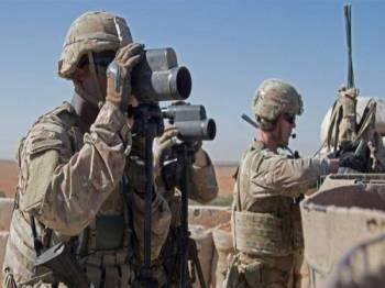 Pasukan tentera AS yang dipanggil pulang dari Syria akan melakukan operasi antikeganasan di barat Iraq.