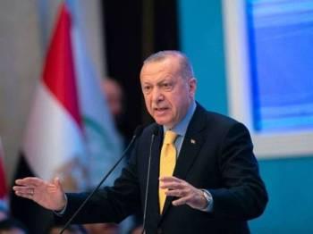 Recep Tayyip Erdogan - Foto AFP