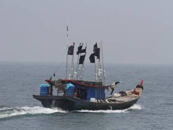 Siapa kejar bot ini?