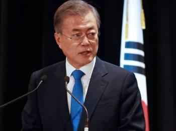 Moon Jae-in. -Foto: AFP