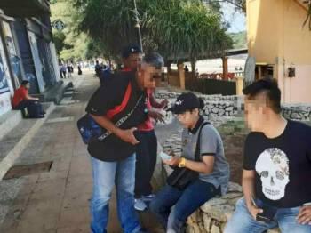 Orang awam yang didapati membuang sampah dan puntung rokok boleh dikompaun.