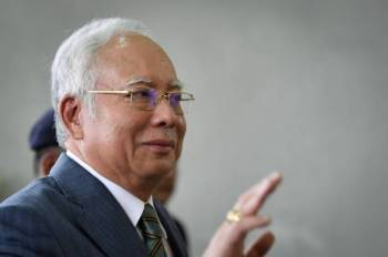 Najib --Foto Bernama