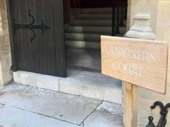 Mahkamah Koroner Winchester.- FOTO:AGENSI