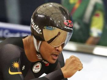 Muhammad Shah Firdaus Sahrom - Foto AP