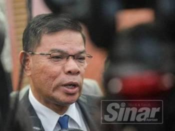 Saifuddin Nasution - Foto fail