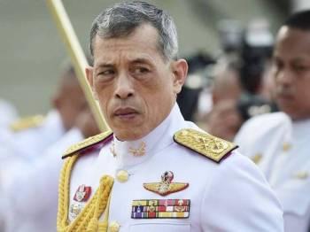 Raja Thailand - Foto AFP