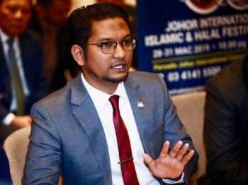 Sheikh Umar Bagharib Ali - Foto fail Bernama