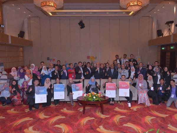 Bengkel Hala Tuju Pelan Struktur Kuala Lumpur 2040 berlangsung di Hotel Pacific Kuala Lumpur pada 22 Oktober lalu.