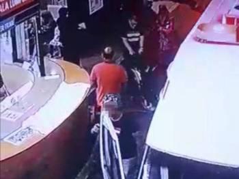 Suspek berusia 51 tahun mendakwa tindakannya melarikan ambulans HKL Sabtu lalu, disebabkan mengalami gangguan halusinasi.