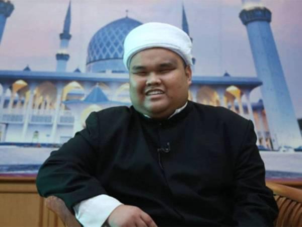 Mohammad Syafiizwan kini menjadi bilal Masjid Sultan Salahuddin Abdul Aziz Shah. - Foto: Selangorkini