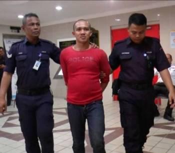 Tertuduh, Muhammad Yusof Othman, 28, dijatuhi hukuman 24 tahun penjara dan 10 sebatan di Mahkamah Sesyen, di sini, hari ini, selepas mengaku salah merogol dan merompak pengantin baharu, tahun lalu