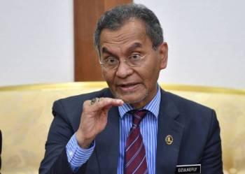 Menteri Kesihatan Datuk Seri Dr Dzulkefly Ahmad -Foto Bernama