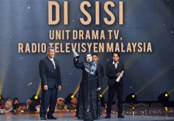 DI SISI, Drama Terbaik Anugerah Skrin 2019 - FOTO: Rosli Talib