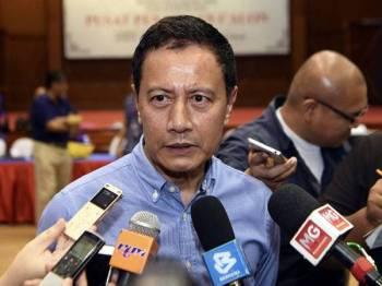 Pengerusi Suruhanjaya Pilihan Raya (SPR) Datuk Azhar Azizan Harun - Foto Bernama