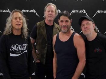 Kumpulan rock Metallica