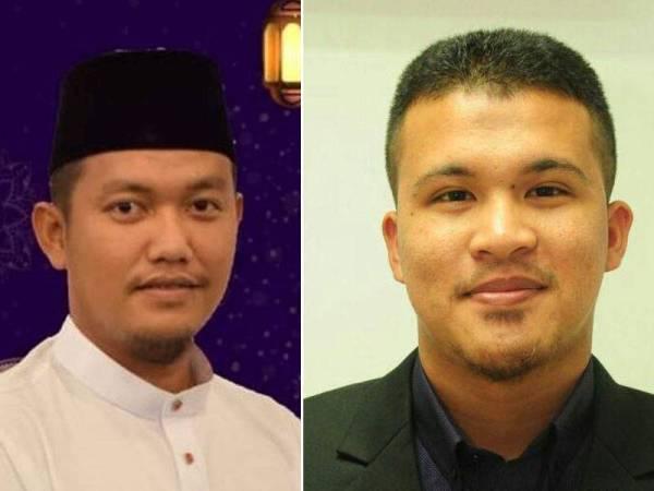 Syamsul Alauddin dan Khairol Najib