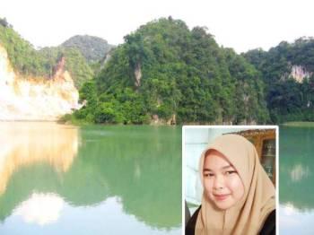 Bentuk muka bumi di Perak khususnya di Lembah Kinta amat unik dengan wujudnya bukit batu kapur yang turut membentuk gua-gua kecil. Gambar kecil: NOOR AINON